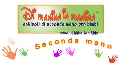 Di Manina in Manina -  articoli di seconda mano per bambini